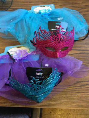 Mask and skirt for Sale in Ypsilanti, MI
