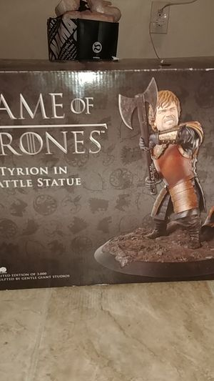 Game of Thrones Tyrion for Sale in Norfolk, VA