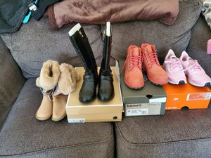 New and used shoes n boots for girls for Sale in Louisville, KY