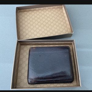 Original Gucci Wallet Small Leather goods for Sale in Miami, FL