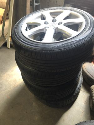 Acura wheels&tires for Sale in Havertown, PA