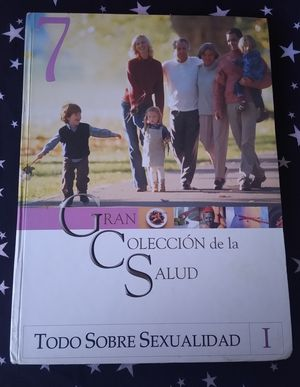 Libro De Salud y Sexualidad Edición 7 for Sale in Los Angeles, CA