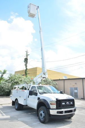 2008 FORD F450 ALTEC 35FT BUCKET TRUCK for Sale in Hollywood, FL