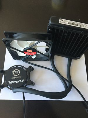 Thermaltake Water 3.0 CPU Single Fan Cooler for Sale in The Bronx, NY