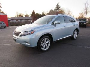 2010 Lexus RX 450h for Sale in Milwaukie, OR