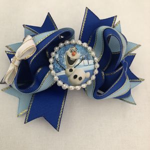 Frozen Olaf Hair Bow for Sale in Miami, FL