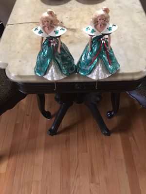 Holiday Barbie stocking holder for Sale in Clinton, MA