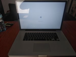 MacBook pro 17 in for Sale in St. Cloud, FL