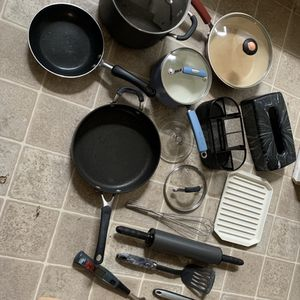 Pots Pans And Accessories for Sale in Porterdale, GA
