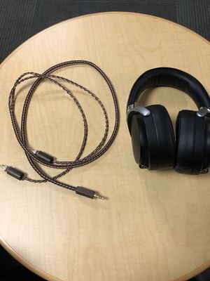Sony MDR-Z7 Headphones AND Sony/Kimber Kable Custom B20SB1 Cord for Sale in Raynham, MA