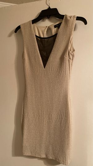 Gold Dress for Sale in Houston, TX