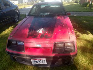 1985 Ford Mustang 5.0 for Sale in Massillon, OH