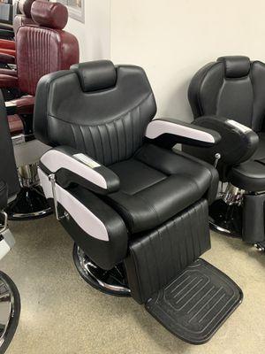 Barberpub All Purpose Hydraulic Barber Chair Salon Spa Beauty Shampoo Equipment 2689 Black for Sale in Commerce, CA