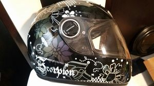 Motorcycle Helmet Scorpion Size S Small for Sale in Eugene, OR