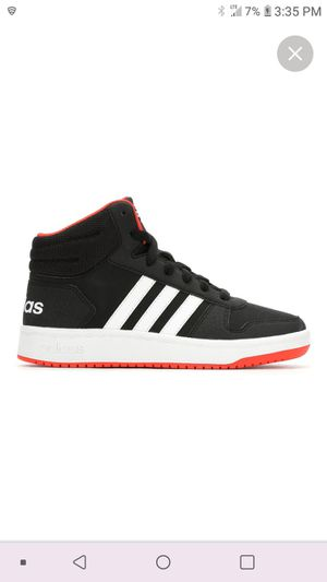 Adidas mid hoops 12y brand new for Sale in Milwaukee, WI