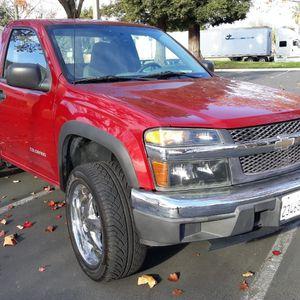 2005 Chevrolet Colorado Manual for Sale in Rancho Cordova, CA