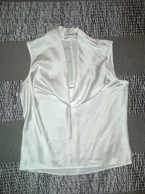 Calvin Klein sleevless blouse for Sale in Grand Prairie, TX