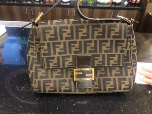 Vintage Fendi Bag for Sale in Arlington Heights, IL