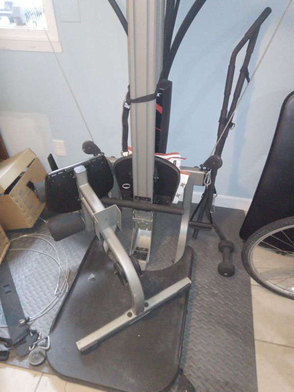 Bowflex ultimat gym equipment