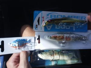 lures brand new in the box for Sale in Miramar, FL