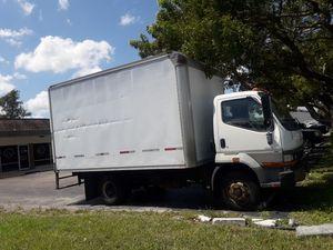 2004 Diesel Mizubichi Fuso Truck for Sale in Pompano Beach, FL
