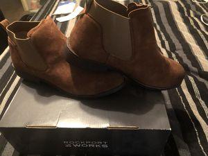 Women's work boots (Steel toe) for Sale in Ruskin, FL