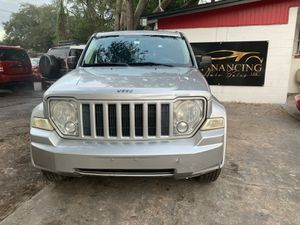 2012 Jeep Liberty 4x4 for Sale in Tampa, FL