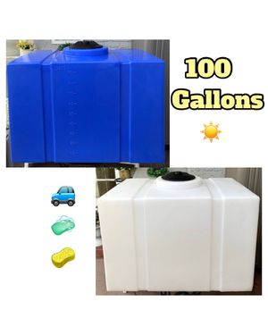 NEW... Car Detail Water Tank (100 Gallons) 🚗 Elegant Blue Or White🌟 for Sale in Santa Ana, CA