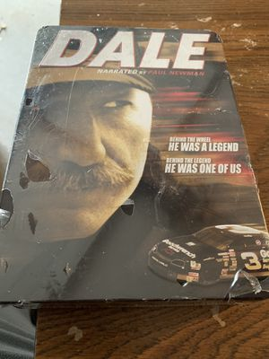 Dale Earnhardt dvd box set for Sale in High Point, NC