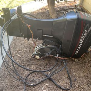 1995 Force 40hp 2 stroke outboard for Sale in Powder Springs, GA