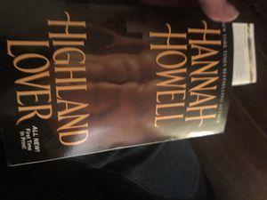 Highland Lover book for Sale in Abilene, TX