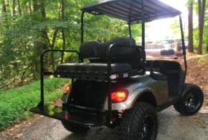 Price$1OOO EZ-GO TXT 2O17 electric golf cart for Sale in Tampa, FL