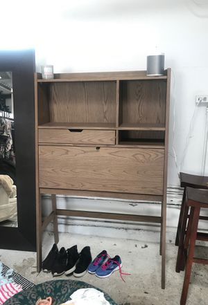 Crate and Barrel Secretary Desk. Perfect condition! for Sale in Playa del Rey, CA