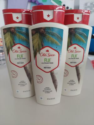 Old spice body wash set of 3 for Sale in Downey, CA