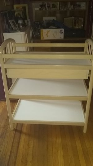 Kids table changing for Sale in Philadelphia, PA