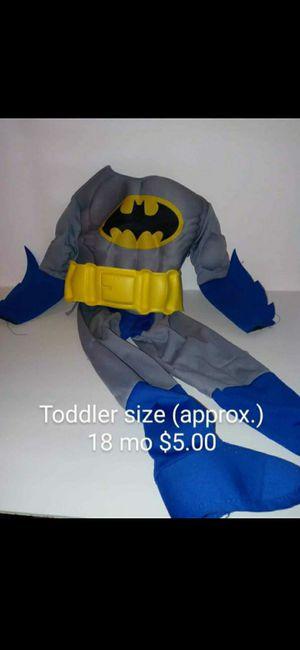 Batman costume for Sale in San Antonio, TX