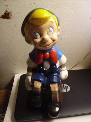 Pinnochio Walt Disney figurine for Sale in Johnstown, PA