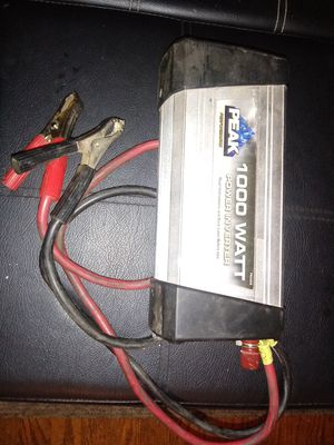 Power inverter 1000watt for Sale in Youngstown, OH