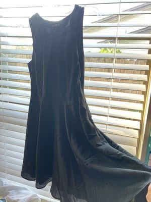 Black Silk Express Dress for Sale in Tampa, FL