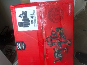 Craftsman 8 tool combo kit for Sale in Laurel, MD