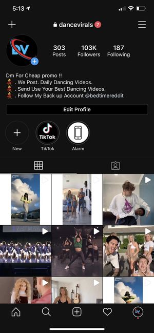 Instagram/ig account for Sale in Wichita, KS