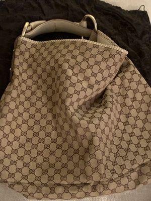 Gucci Oversized Bit Hobo Bag for Sale in Dana Point, CA