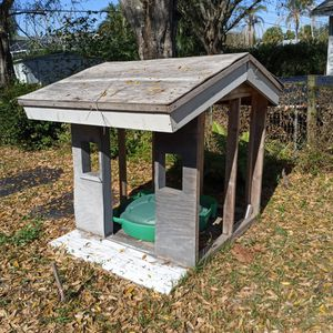 Kids Playhouse - Incomplete for Sale in Fort Pierce, FL