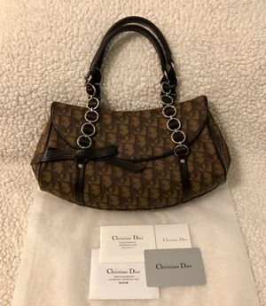 Christian Dior Romantique Trotter Bag for Sale in Everett, WA