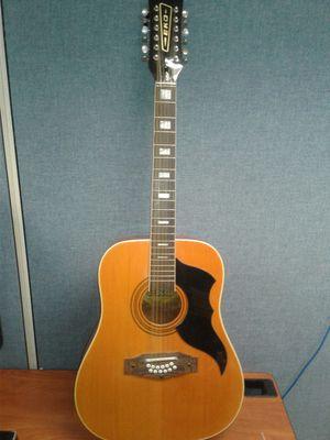 Acoustic Guitars EKO Ranger 12 & Yamaha FG-75 Acoustic Guitar for Sale in Brooklyn, NY