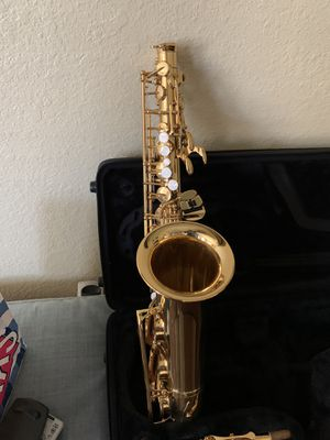 Yamaha Alto Saxophone for Sale in Friendswood, TX