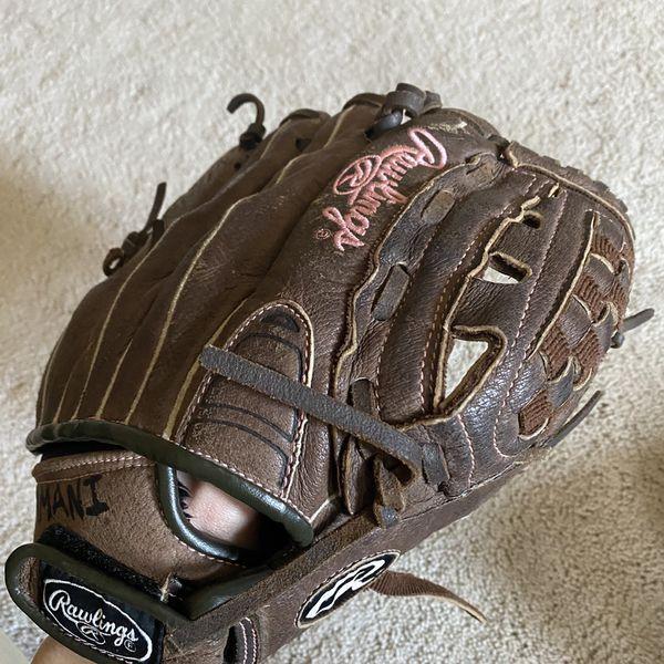 Youth Girls Softball Glove