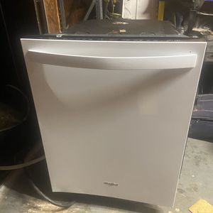 Whirlpool Dishwasher With 3rd Rack for Sale in Pineville, LA