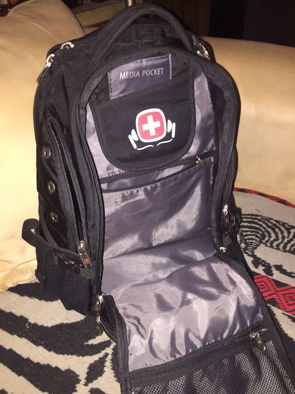Swiss bookbag/backpack