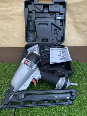 Used porter cable nail gun for Sale in Lynwood, CA